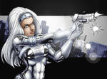 Silver Sable Colored Part 1