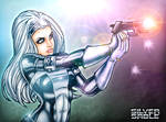 Silver Sable  Colored 2