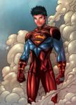 Superboy Is Back.....