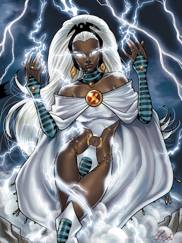 Storm Unleashed by JamieFayX