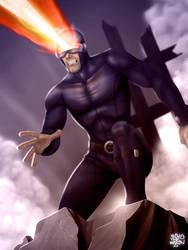 Stealth Cyclops by JamieFayX