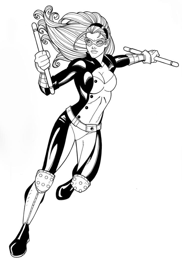 Mockingbird New Avengers By JamieFayX On DeviantArt