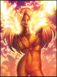 Firestar - Commission- Colored