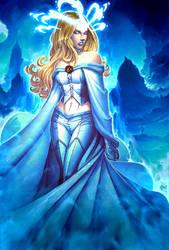 Emma Frost-White Queen