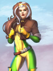 Rogue - Colored
