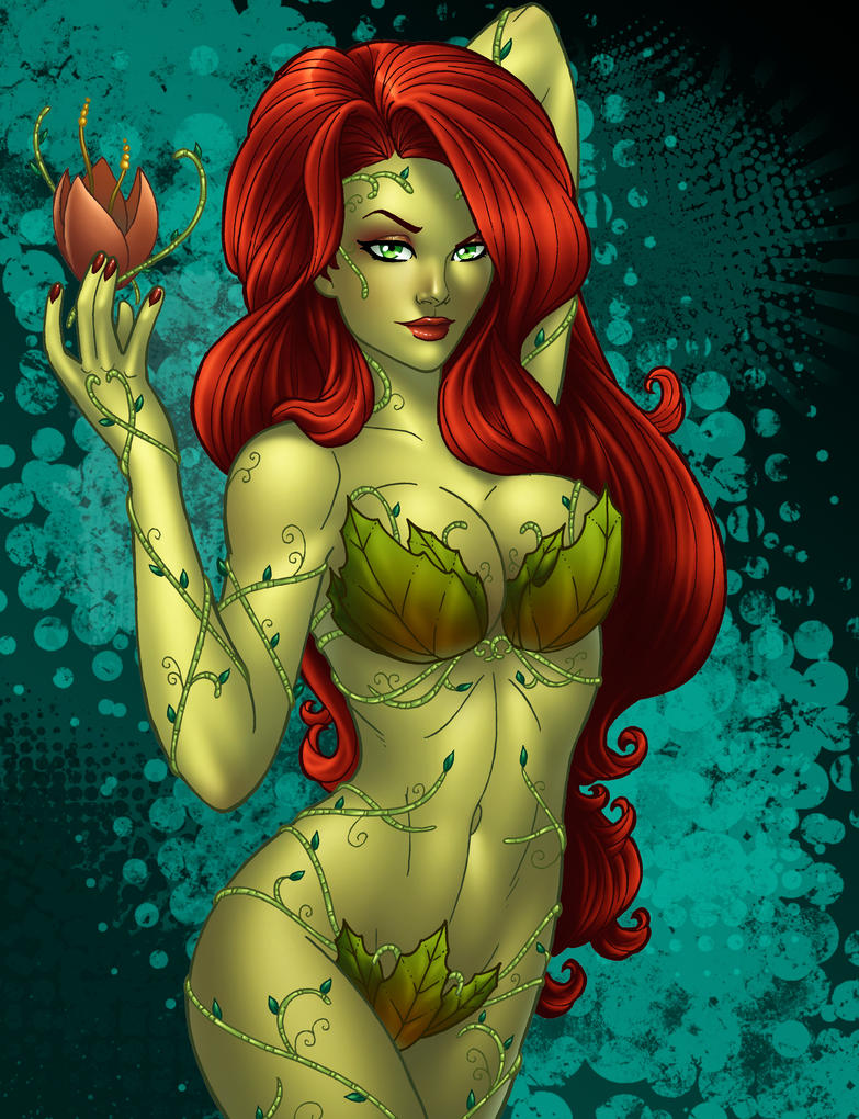 Poison Ivy - Urban by JamieFayX