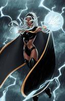 Lightning Storm by JamieFayX