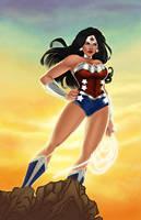 WonderWoman - DCnU by JamieFayX