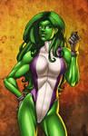 She-Hulked