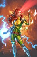 Hope - The Mutant Messiah by JamieFayX