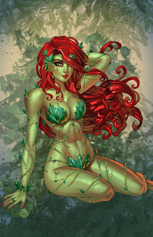 Poison, Poison Ivy by JamieFayX