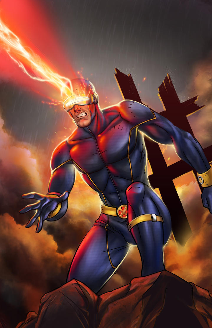 Cyclops Unleashed by JamieFayX