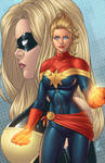 Captain Marvel - Legacy