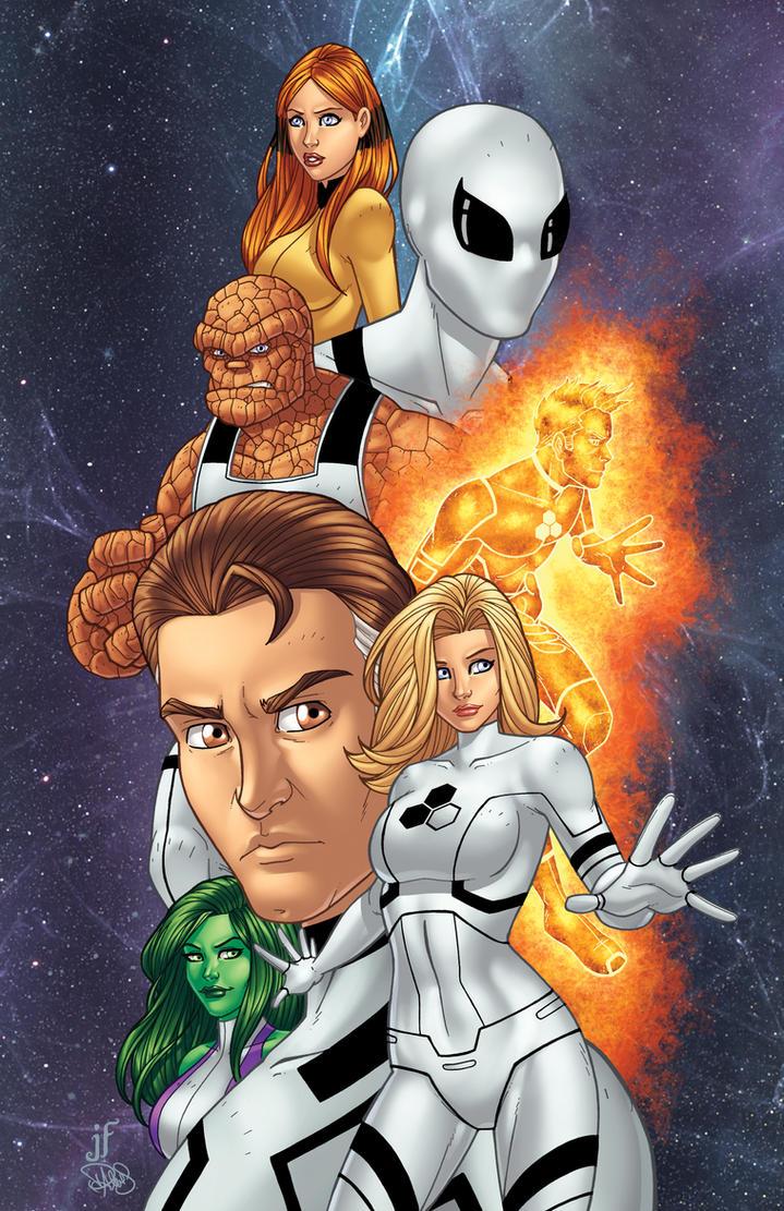 Fantastic Four/Future ...