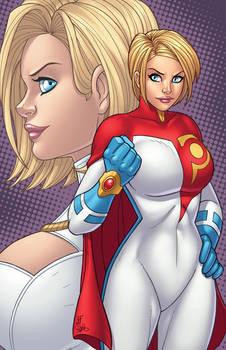 Power Girl - Legacy