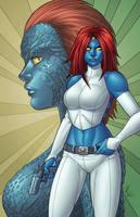 Mystique - Legacy by JamieFayX