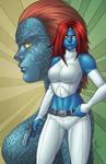 Mystique - Legacy