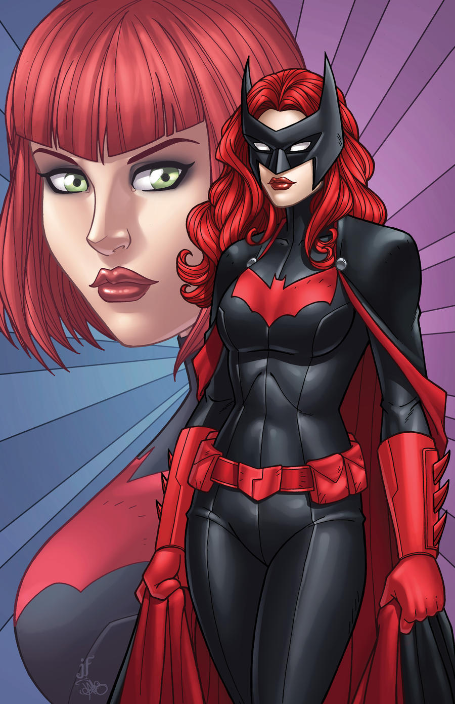 11 Popular LGBTQ Characters In Pop Culture batwoman heroine