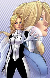 Invisible Woman-Legacy