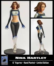 Nina - Figurine by JamieFayX