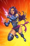 Psylocke Unleashed