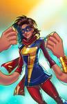 Ms. Marvel - Kamala Khan