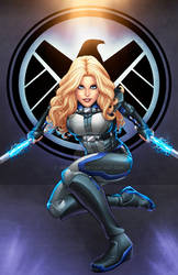 Mockingbird - Agent of S.H.I.E.L.D.
