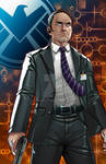 Agent Coulson - Director of S.H.I.E.L.D.