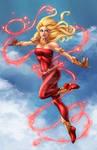 Cassie Sandmark - Wondergirl