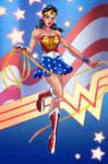 Wonder Woman - Atlantic City Boardwalk Con