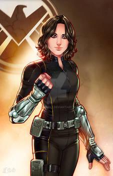 Quake - Agent of SHIELD