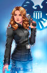 Agent 13 - Civil War