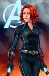 Black Widow - Age of Ultron