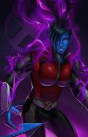 Nightcrawler - X-MEN Apocalypse by JamieFayX