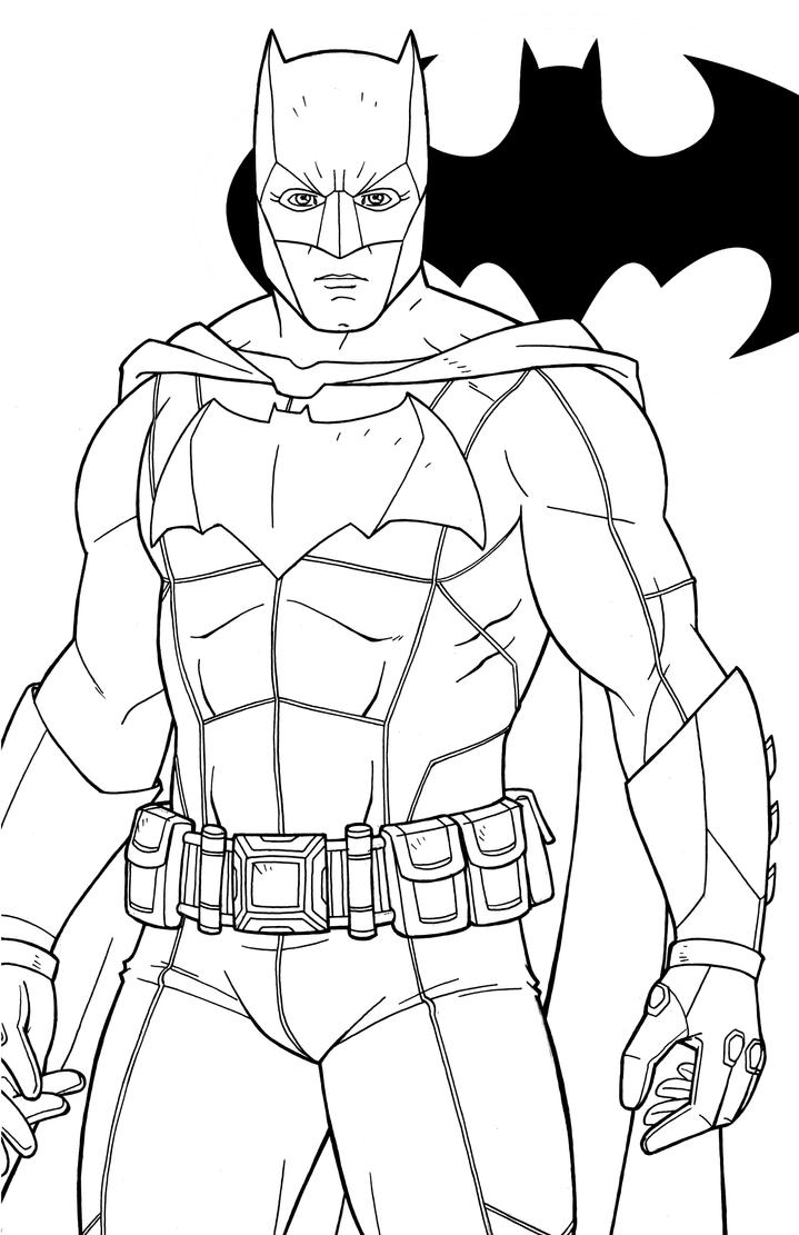 Batman ben affleck by jamiefayx on deviantart