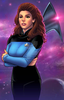 Deanna Troi - Star Trek: The Next Generation