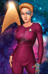 Seven of Nine - Star Trek: Voyager