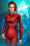 Col. Kira Nerys - Star Trek: Deep Space Nine