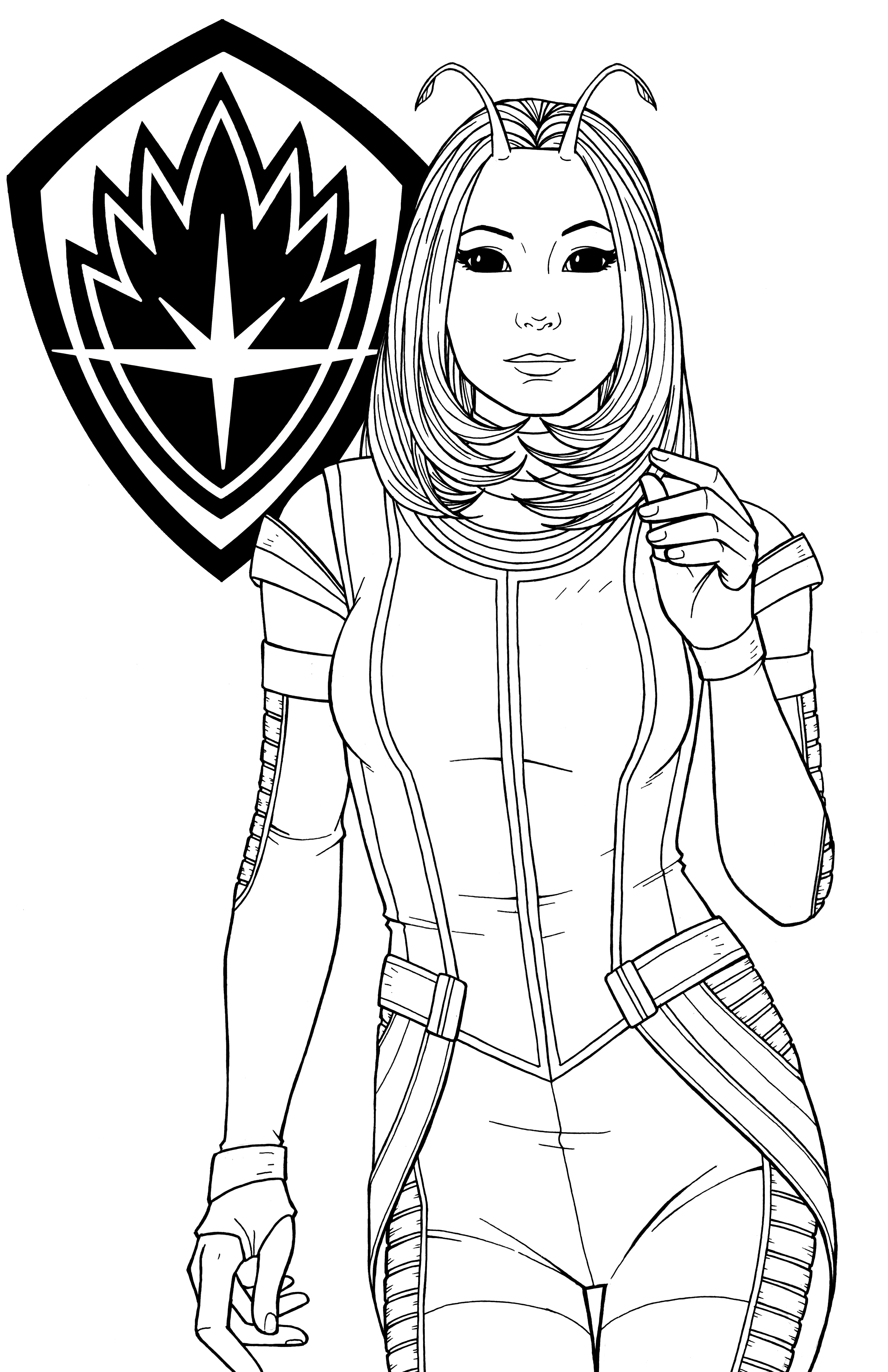 We Piece Together Coloring Pages