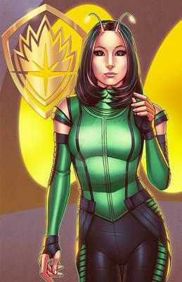 Mantis - Guardians of thr Galaxy vol 2