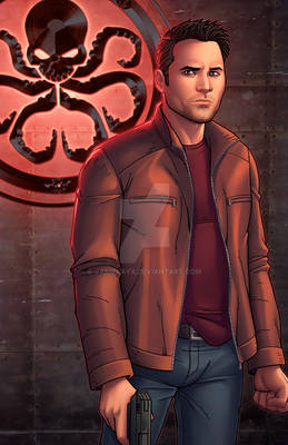 Grant Ward - Agents of SHIELD