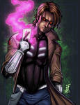 gambit colored