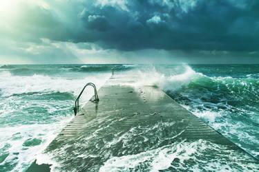 hurricane by Merkulov