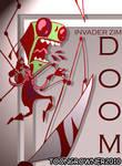 Invader ZIM TOTAL DOOM
