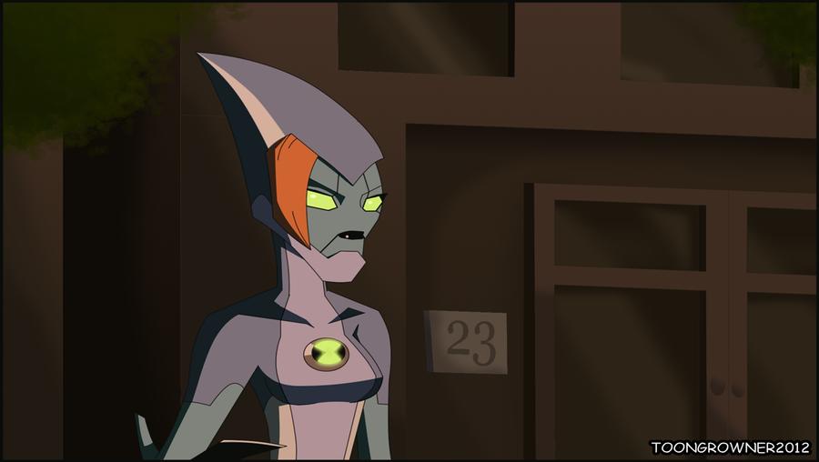Gwen 10 XLR8 by toongrowner