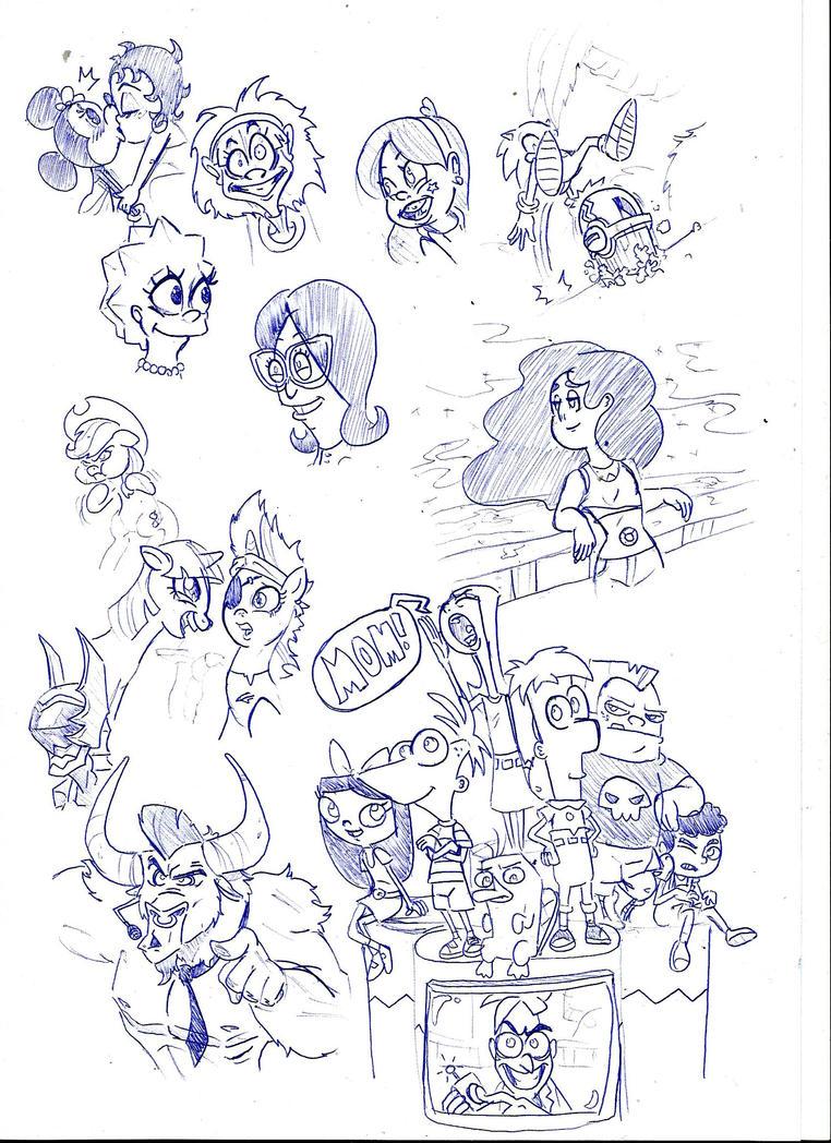 Sketch 22012015 by toongrowner