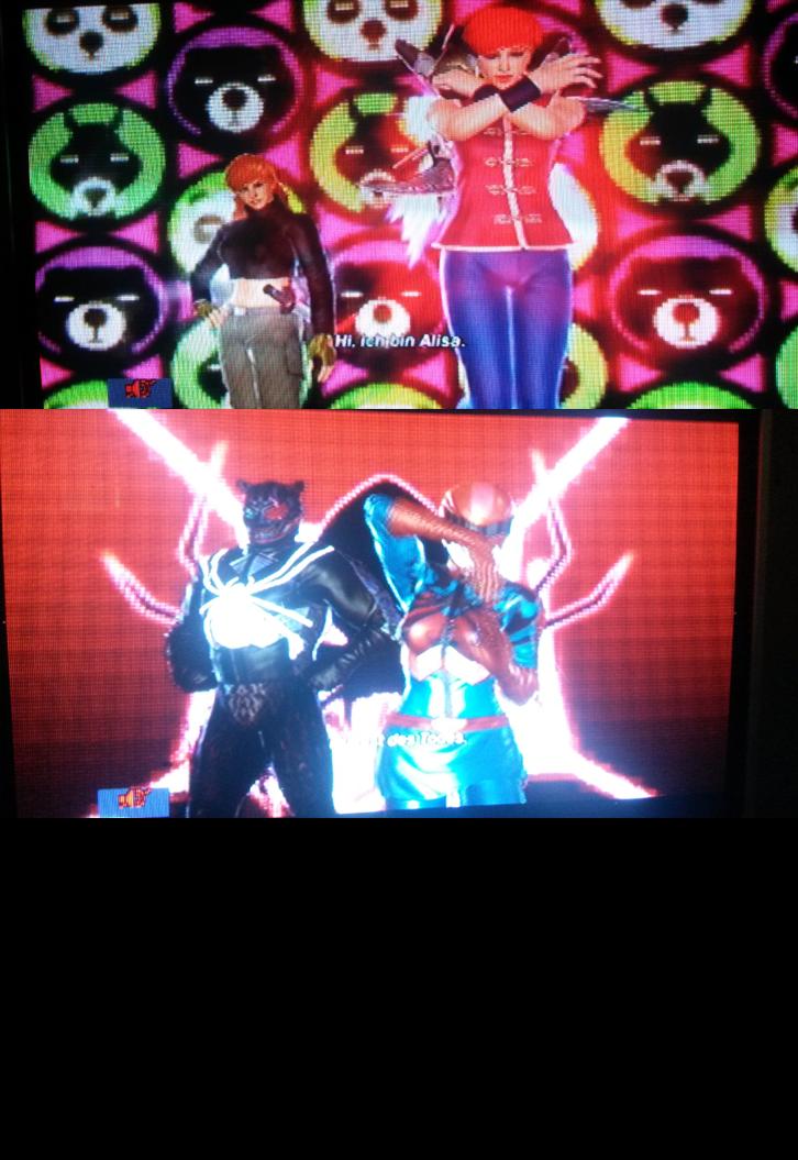 Tekken Tag Tournament 2 cartoon costumes 3 by toongrowner