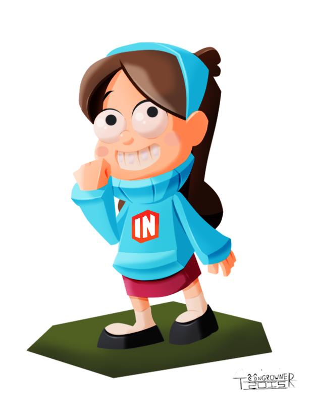 Mabel Infinty by toongrowner