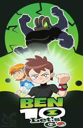 Ben10 Let's go