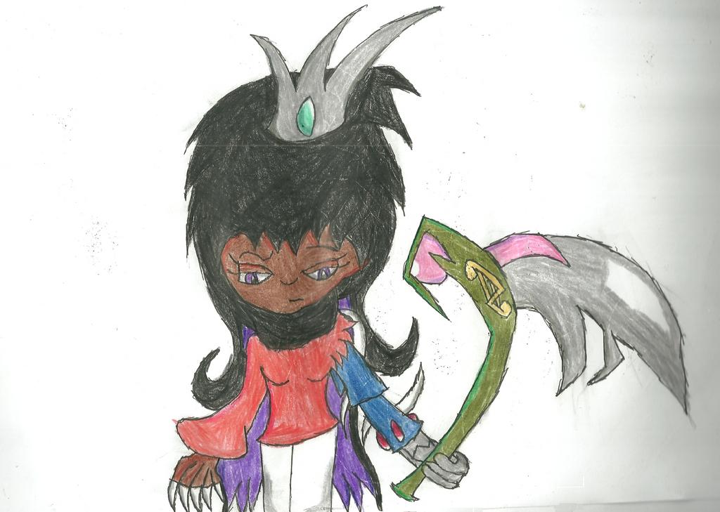 Melerina Voiden by Darknessgirl27